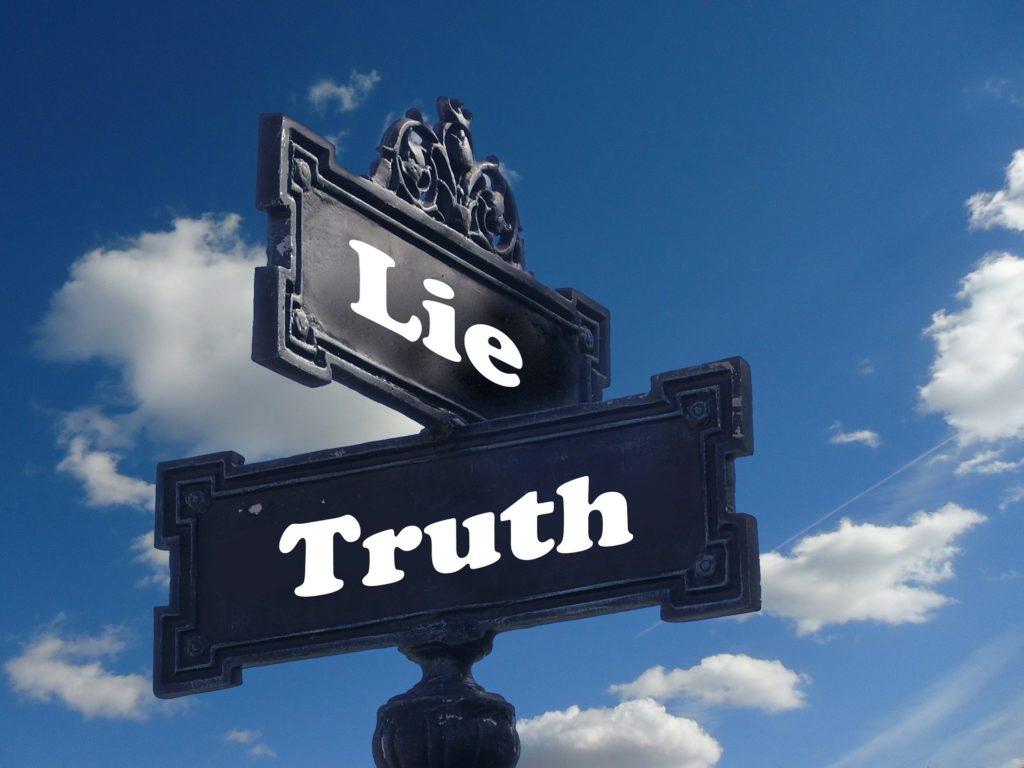 Wolfsmeldung Lüge und Wahrheit